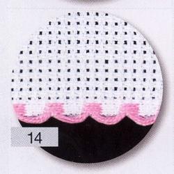 Лента Аида Zweigart 2.5, 3, 5, 8, 10 cm 14Ct