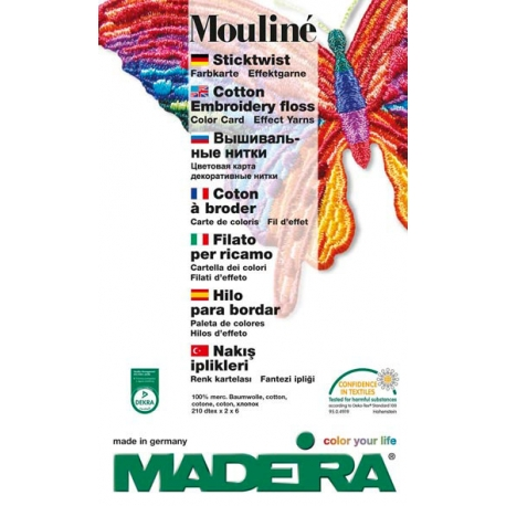 Каталог Madeira Mouline