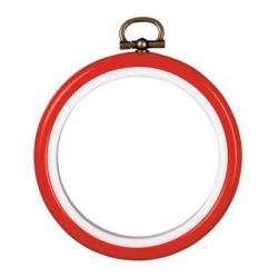 Кръг ф20 cm червен