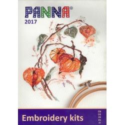 Каталог гоблени Panna 2017