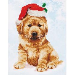 Коледен лабрадор