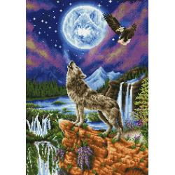 Мистичен вълк