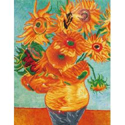 Слънчогледи (Ван Гог)