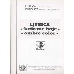 Каталог Любица (LjJubica) - меланж
